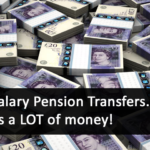 "Pension Transfers… ""Gosh Richard that's a LOT of money"""
