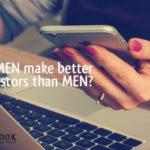 Do women make better investors than men?
