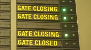 gateclosing