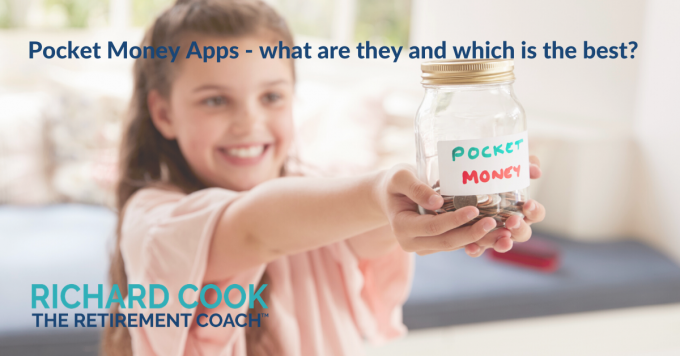 Pocket money app image