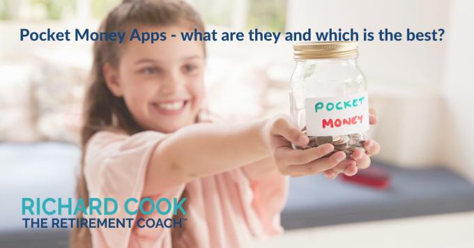 Pocket money app image